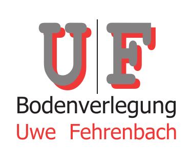 Uwe Fehrenbach Bodenverlegung Logo UF-Bodenverlegung